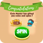Free Coins and Spins For Coin Master #link