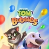 Talking Tom\'s bubbles