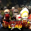 Infested land: Zombies