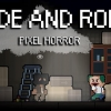 Hide and rob: Pixel horror