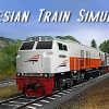 Indonesian train simulator