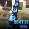 Don\'t stop: Puzzle