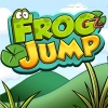 Don\'t tap the wrong leaf. Frog jump
