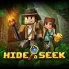 Hide and seek treasures Minecraft style