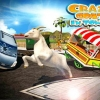Crazy goat in town 3D