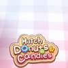 Match donuts and candies