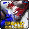 3D Real Racer Crash Traffic