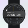 Crystal Watch Face