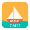 Ocean Breeze – CM12/12.1 Theme