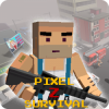 Pixel Z Survival -Block Hunter