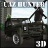 UAZ Hunter: free riding