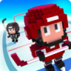 Blocky Hockey – Ice Runner